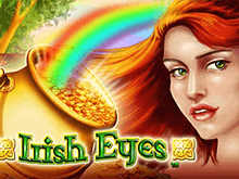 Irish Eyes — онлайн-автомат от разработчиков Микрогейминг